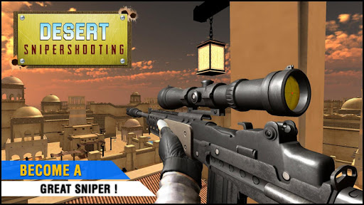 Desert Sniper Shooting 2k19 cheat screenshots 1
