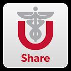 U Health Share icon