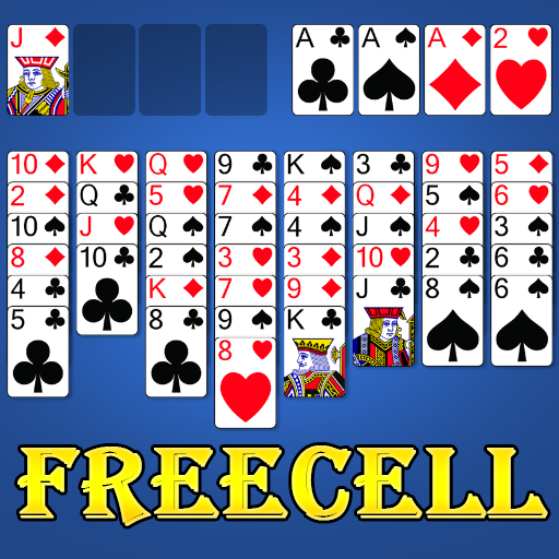 FreeCell Pro+