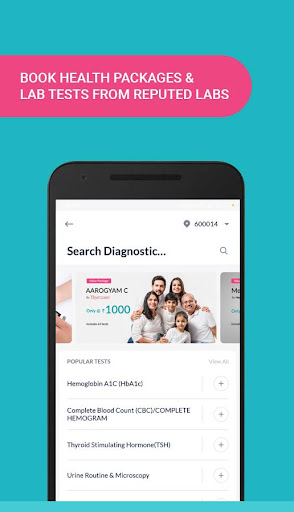 Netmeds App – India's Trusted Online Pharmacy App screenshot 6