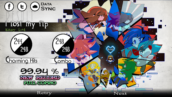 DEEMO Screenshot