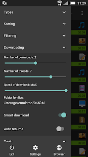 Advanced Download Manager- screenshot thumbnail