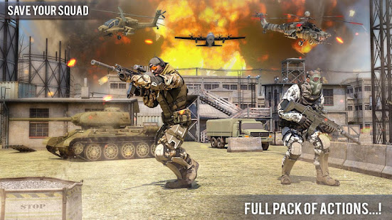 Download New Commando Shooter Arena: New Games 2020 For PC Windows and Mac apk screenshot 2