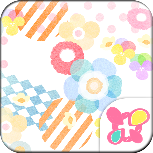 Flowers Theme-Baby blue-eyes- Icon
