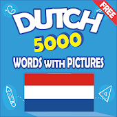 Dutch 5000 Words with Pictures