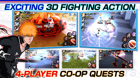 BLEACH Brave Souls APK screenshot thumbnail 3