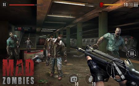 MAD ZOMBIES : Offline Zombie Games 5.9.0 screenshot 2093711