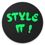 STYLE IT - Write Cool Fancy Text Anywhere Directly 2.0