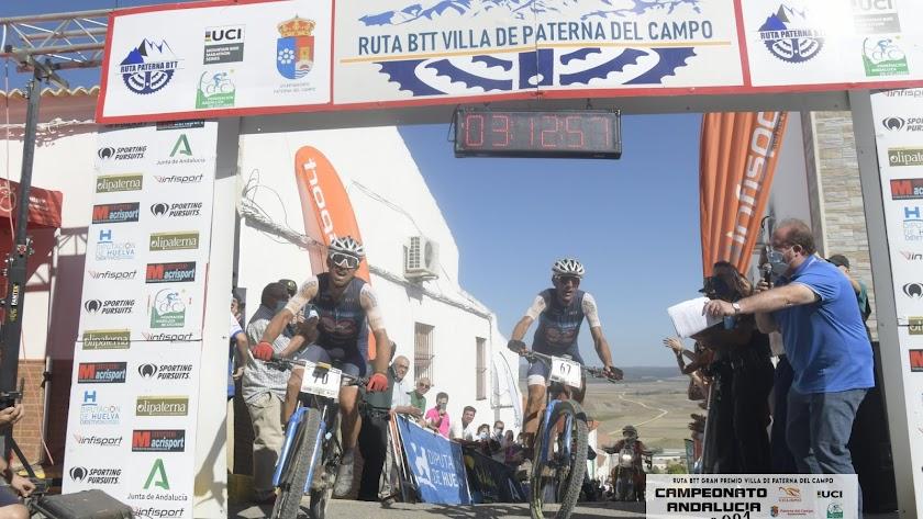 Imagen de la Ruta BTT Gran Premio Villa de Paterna.