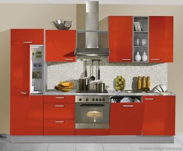 125 Kitchen Cabinets Idea - náhled