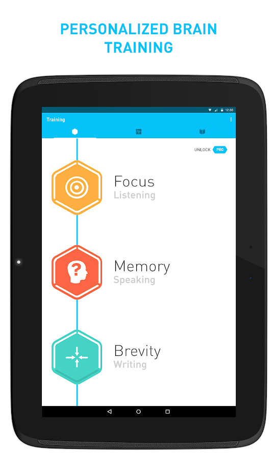 Elevate - Brain Training- screenshot