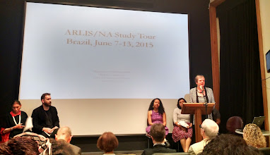Photo: Christina Peter- Head, Acquisitions, Frick Art Reference Library