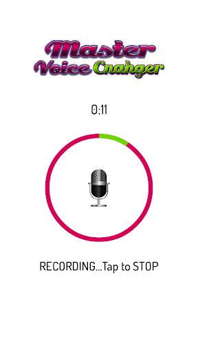 無料音乐Appのマスターボイスチェンジャー 記事Game