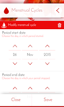 Period Tracker & Diary screenshot thumbnail
