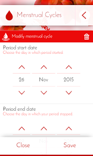 Download Period Tracker & Diary For PC Windows and Mac apk screenshot 7
