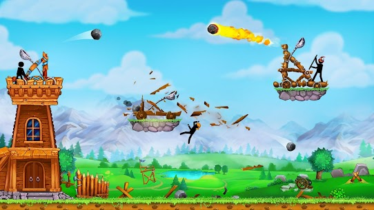 The Catapult 2 Mod Apk 5.0.0 (Unlimited Money + Unlocked) 1