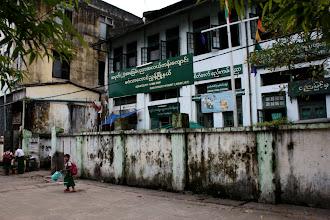 Photo: Year 2 Day 54 -  School in Yangon