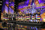 The Ndlovu Youth Choir will participate in the 'America's Got Talent' finale next week.