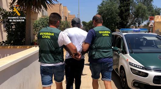 Detenido por asaltar y matar a su ex pareja en Roquetas de Mar en junio