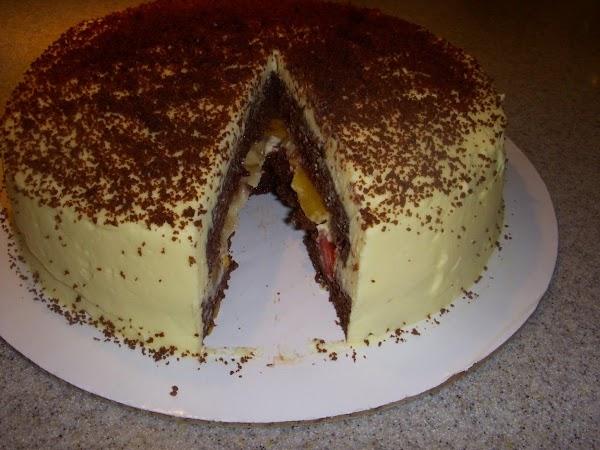 Brown Derby Cake Recipe