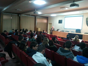 Photo: Angel Andreu en Escuela de Hostelería