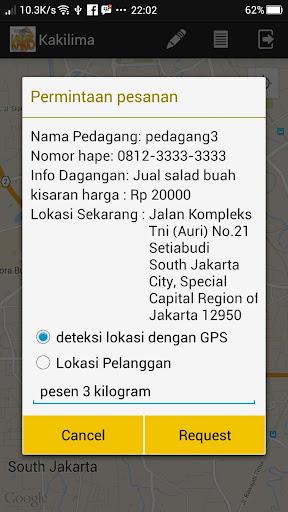 KakiLima Mobile Apps