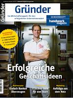 Screenshot of Gründer