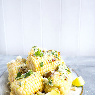 Mexican Grilled Street Corn Recipe