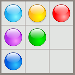 Color Lines Basic Icon