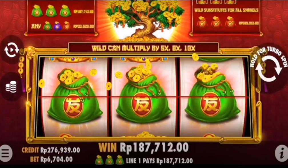 Game Judi Slot Online Tree Of Riches Resmi