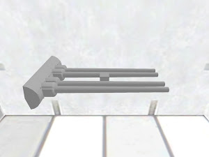 30mmガトリングガンバレル