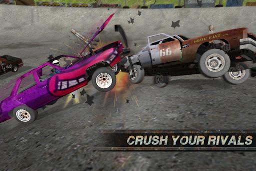 Demolition Derby: Crash Racing  screenshots 3