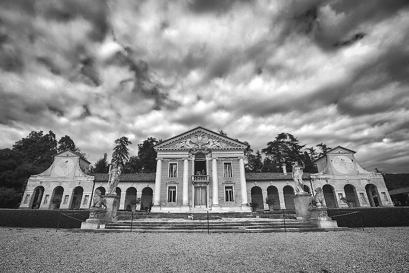 il Palladio, villa di Maser di massimo bertozzi