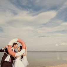 Wedding photographer Lyudmila Epanchinceva (fotomila). Photo of 01.09.2013