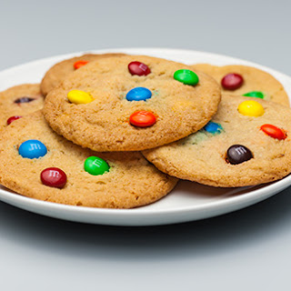 Red's Amazing M&M'S® Cookies