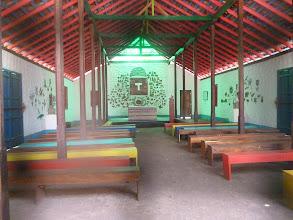 Photo: Bunte Kirche auf einer der Inseln