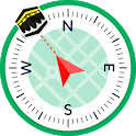 Qibla Finder: Find 100% Accurate Qibla Direction icon