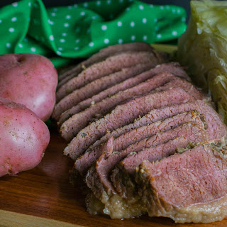 Traditional Corned Beef.