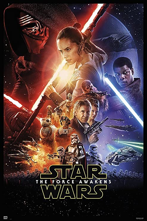 Star Wars: The Force Awakens, Director JJ Abrams