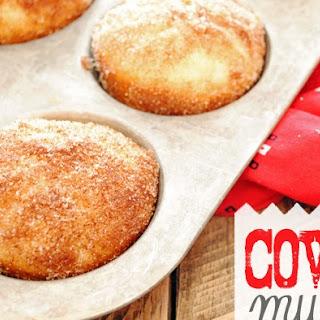 Cowboy Muffins #quickbreakfast.