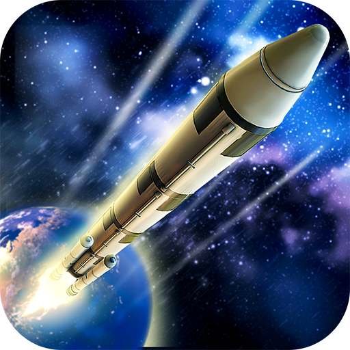 Space Launcher Simulator - build a spaceship!