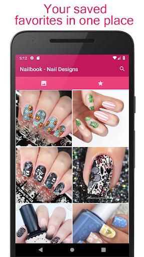 Nailbook ud83dudc85 Nail Designs & Nail Art 2018 1.97 screenshots 6