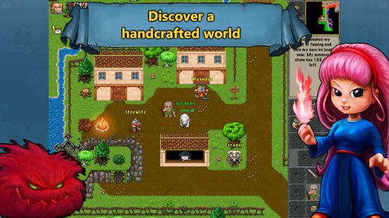 TibiaME MMO Screenshot 11