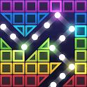 Bricks Breaker Hit - Glow Balls icon