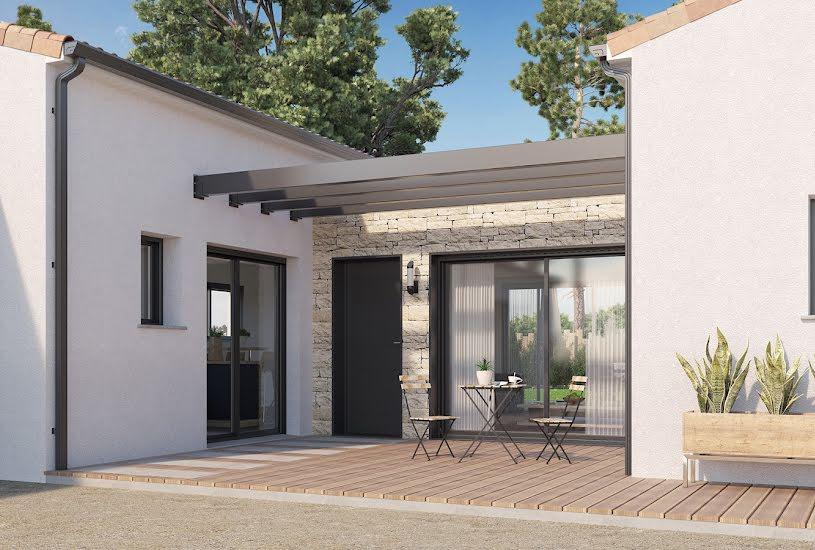 Vente Terrain + Maison - Terrain : 923m² - Maison : 93m² à Mauleon (79700)