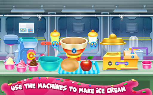 Fantasy Ice Cream Factory 1.0.1 screenshots 6