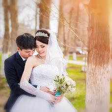 Wedding photographer Elena Smetanina (ElenaS88). Photo of 05.06.2016