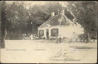 Photo: 1901 Boswachterswoning Liesbos