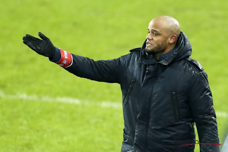 """Anderlecht en Kompany onder de loep: """"Indien Anderlecht straks derde of vierde eindigt, is dat fantastisch goed gedaan"""""""