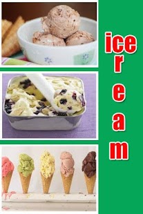 Homemade Ice Cream Recipes - náhled